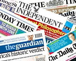 İngiliz Basınından Özetler   07.11.2012
