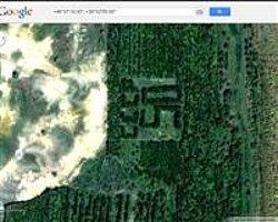 Gizli Sovyet Anıtını Google Buldu!