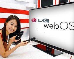 Lg, Webos'lu Televizyon Üzerinde Çalışıyor