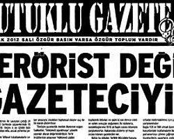 Özgür Gündem - 3'Ü Gazeteci 6 Kişiye 2'Şer Yıl Hapis