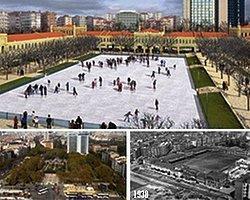 Taksim Buz Pisti!