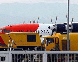 Suriye Yolundaki Uçak Yine İndirildi