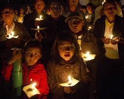 Dört Tibetli Kendini Yaktı