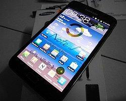 Galaxy Note İçin Android 4.1 Yolda Mı?