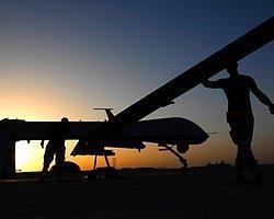 İran ABD'nin İnsansız Hava Aracına Ateş Açtı