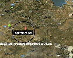 Askeri Helikopter Düştü: 17 Şehit