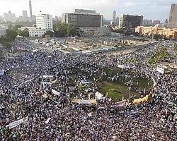 Mısır'da Şeriat Gösterisi