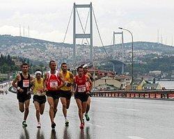 Maraton Sırasında Alternatif Yollar