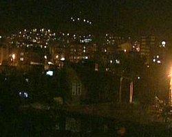 Diyarbakır'da Işık Söndürme Eylemi Yapıldı