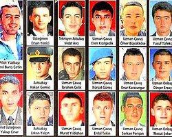 17 Asker Şehit