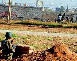 Suriye Sınırında Çatışma: 2 Yaralı