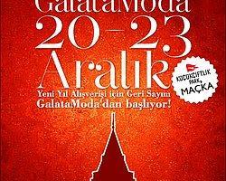 16 Galatamoda Festivali Başlıyor