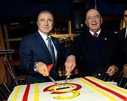Galatasaray'da Yılbaşı Kutlaması