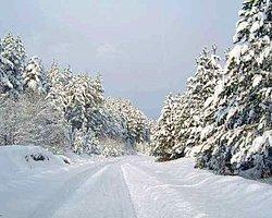 Andırın-Maraş Yolu Ulaşıma Kapandı