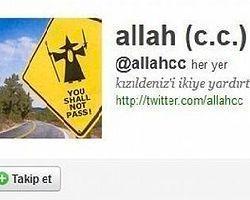 Twitter Fenomeni Allahcc'nin Hesabı Hacklendi