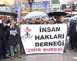 İzmir'de, 'Hayata Dönüş' Protestosu