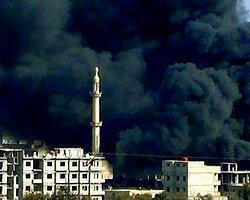 Halep'te Büyük Patlama: Onlarca Ölü Var