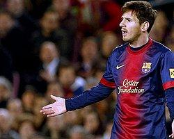 """Lionel Messi Ülkesinde """"En İyi"""" Olamadı"""