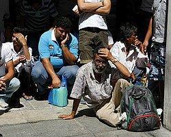 'Yunanistan'da Mülteciler İnsani Kriz Yaşıyor'