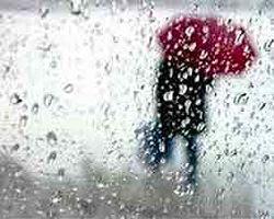Yurt Genelinde Kuvvetli Yağış Uyarısı