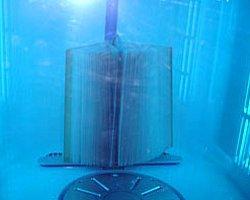 Malatya'ya Kitap Temizleme Makinesi