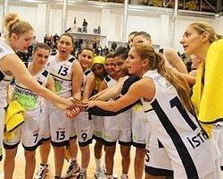 Fenerbahçeli Bayanlar Deplasmanda Güldü