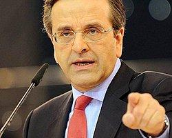 Samaras, Yılın En İyi Siyaset Adamı Seçildi