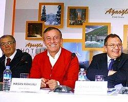 Ali Ağaoğlu Uludağ'dan Kime Gönderme Yaptı?