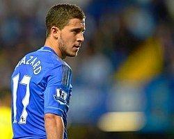 Hazard Chelsea'den Çabuk Sıkıldı