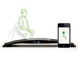 Kambur Otururken Sizi Dürten Lumoback Sensör
