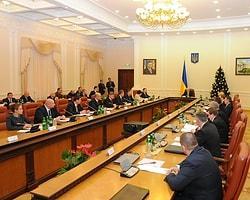 Ukrayna'da Hükümet Kuruldu