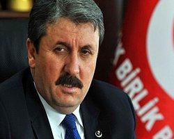 CHP Lideri Destici'yi Ziyaret Etti