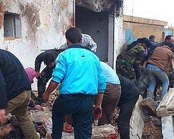 Suriye: Fırın Vuruldu, 'Onlarca Ölü Var'