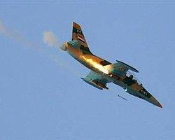 Suriyeli Muhalifler: 'Esad'ın Savaş Uçağını Düşürdük'