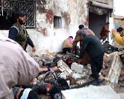 Humus'ta Zehirli Gaz mı Kullanıldı?