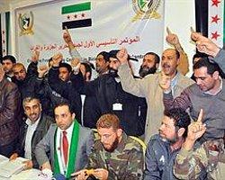 Şanlıurfa'da Suriye Toplantısı