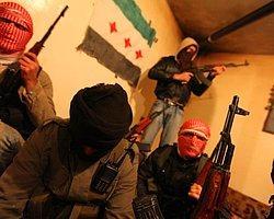 Özgür Suriye Ordusu Hakkında Suç Duyurusu