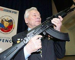 Ak-47 Tasarımcısı Mihail Kalaşnikof Yoğun Bakımda