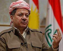 Barzani Bağdat'a Petrolü Kesti