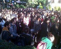 Galatasaray Üniversitesi'nda Arbede | Milliyet