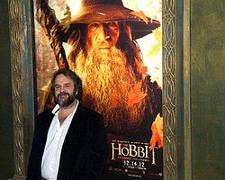 Peter Jacksonla Hobbit Üzerine