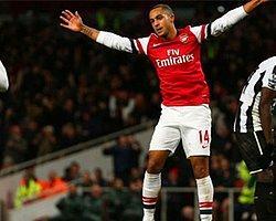 Arsenal, Newcastle'ı dağıttı: 7-3