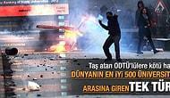 İlk 500'de İstanbul Üniversitesi var