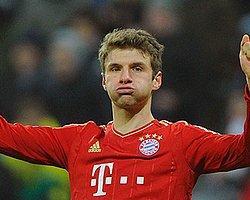 Thomas Müller 2 Yıl Daha Bayern'de