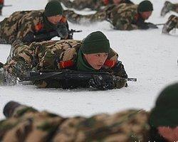 -30 Derecede Askeri Eğitim