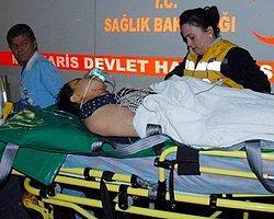 Cinnet Getiren Anne İki Çocuğunu Öldürdü