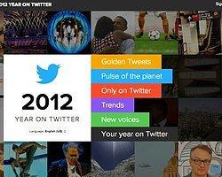 """2012'nin """"Altın"""" Tweetleri Açıklandı"""
