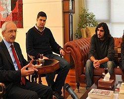 Kılıçdaroğlu, Odtü'lü Öğrencilerle Görüştü