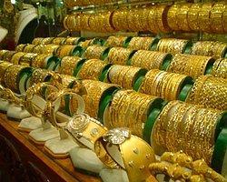 2 Milyon Liralık Altın Çaldılar
