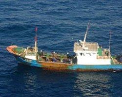 Japonya, 'Çin Teknesine El Koydu'